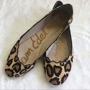 Sam Edelman Cheetah Flats